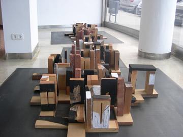 2004 | EDIFICIS I SOMNIS. MUSEU DE BADALONA
