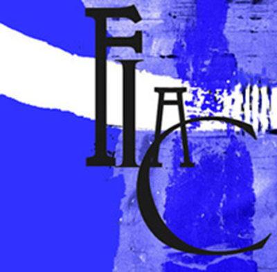 Logo. Federació Internacional d'Associacions de Catalanística