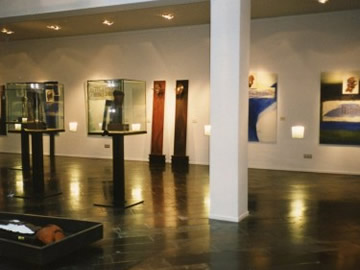 2002 | TAUY - EXPOSICIÓ AL MUSEO EGIPCI - BARCELONA